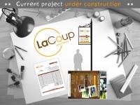 LaCoup Branding