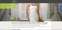 CapeKaya One Page Website
